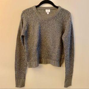 JOHN + JENN ANTHROPOLOGIE Mohair Sweater Medium